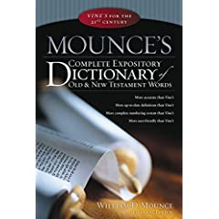 Mounce's Complete Expository Dictionary