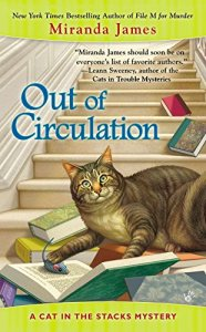 Out of Circulation, Miranda James