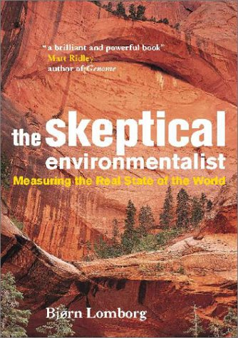 Cover: The Skeptical Environmentalist