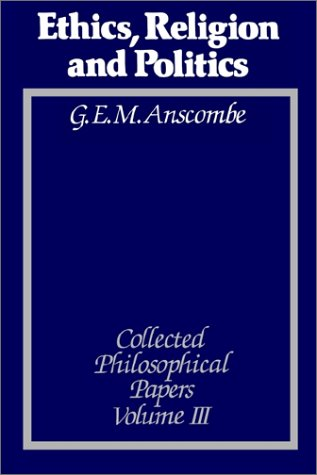 The Collected Philosophical papers
