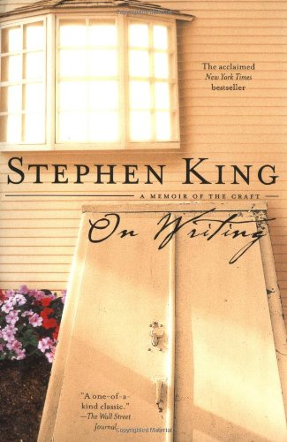 On Writing  A Memoir Of The Craft By Stephen King Book