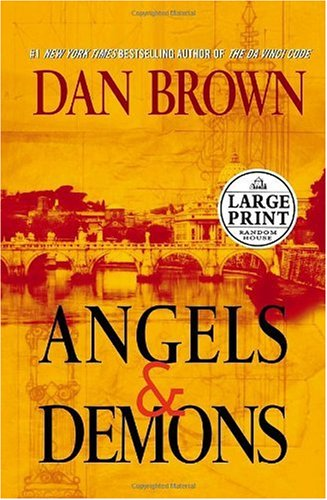 Angels & demons / Dan Brown.