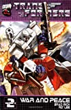 Transformers Generation One: War and Peace