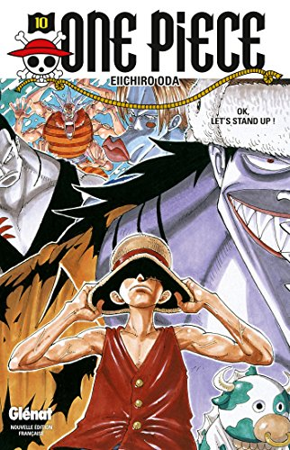 Télécharger One Piece - Édition originale - Tome 10: OK, Let's STAND UP ! gratuit