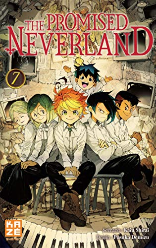 Télécharger The Promised Neverland T07 gratuit