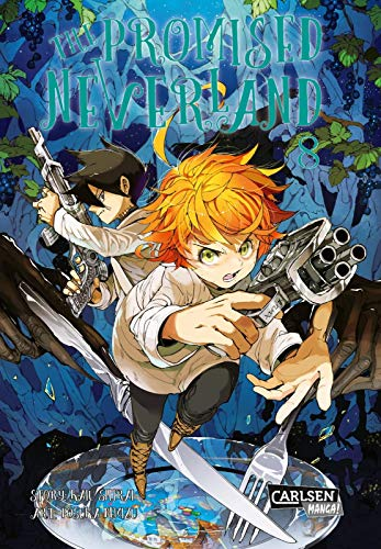 Télécharger The Promised Neverland 8 gratuit