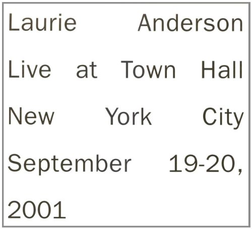 Laurie Anderson: Fun Music Information Facts, Trivia, Lyrics