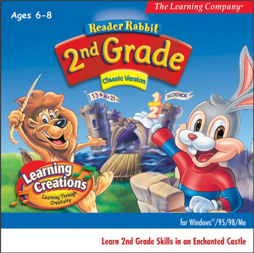 8 Toddler Reader Rabbit