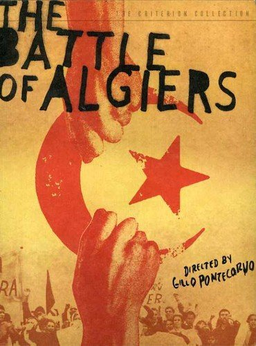 The Battle of Algiers, film poster