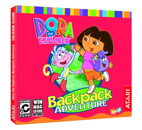 Dora Explorer Amazon Cd