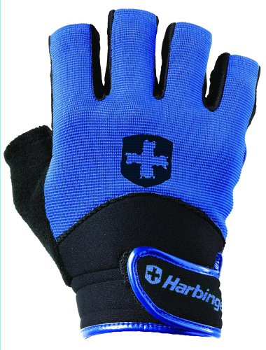 Harbinger KCR Short Finger Kayak, Canoe, and Raft Glove