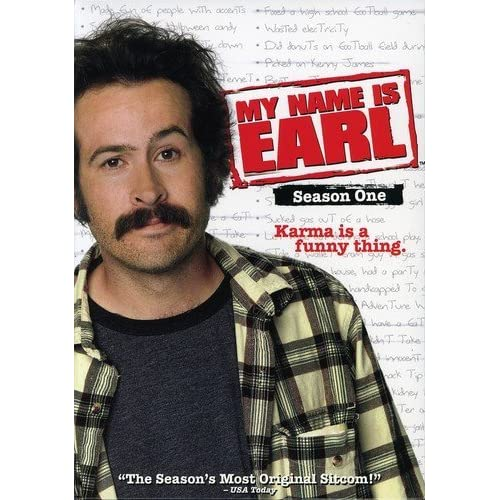 Earl Season One Box Art