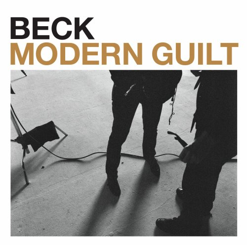 cover for Beck album, Modern Guilt