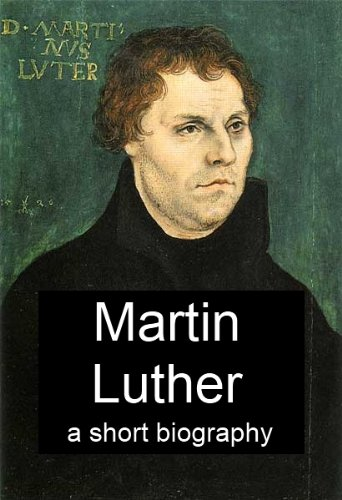 Martin Luther Biography  Biography Online