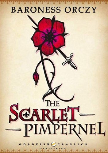 Image result for the scarlet pimpernel