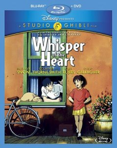 Whisper of the Heart cover