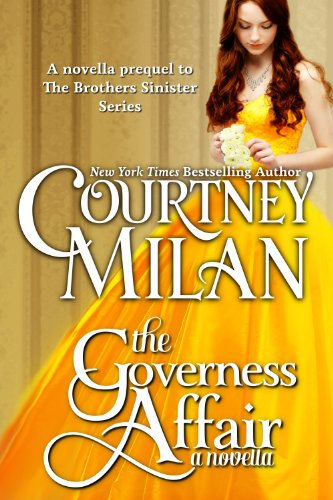 The Governess Affair by Courtney Milan