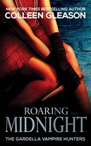 Roaring Midnight by Colleen Gleason Book Cover