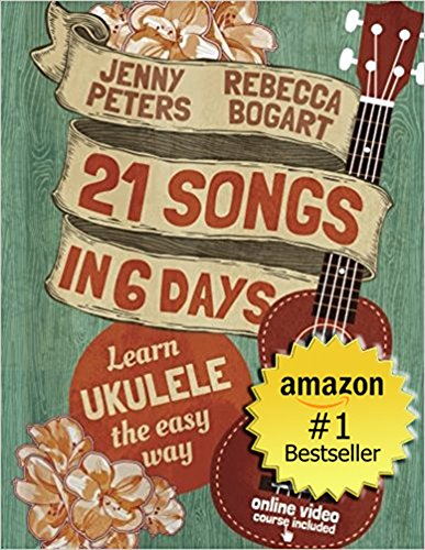Read Best Seller] ⊙ 21 Songs in 6 Days: Learn to Play Ukulele the ...