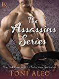 Book Toni Aleo - Assassins Series 5 Book Bundle