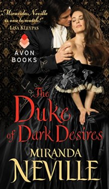 The Duke of Dark Desires