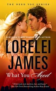 What You Need by Lorelei James book cover
