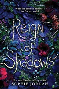 Reign of Shadows by Sophie Jordan Book Cover
