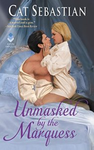 Unmasked by the Marquess by Cat Sebastian Cover