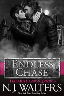 Endless Chase by N.J. Walters Cover