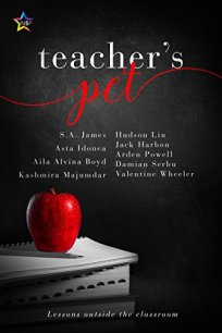 Teacher's Pet Anthology Cover