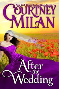 After the Wedding by Courtney Milan Book Cover