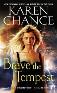 Brave the Tempest by Karen Chance book cover