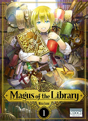 Télécharger Magus of the Library T01 (1) gratuit
