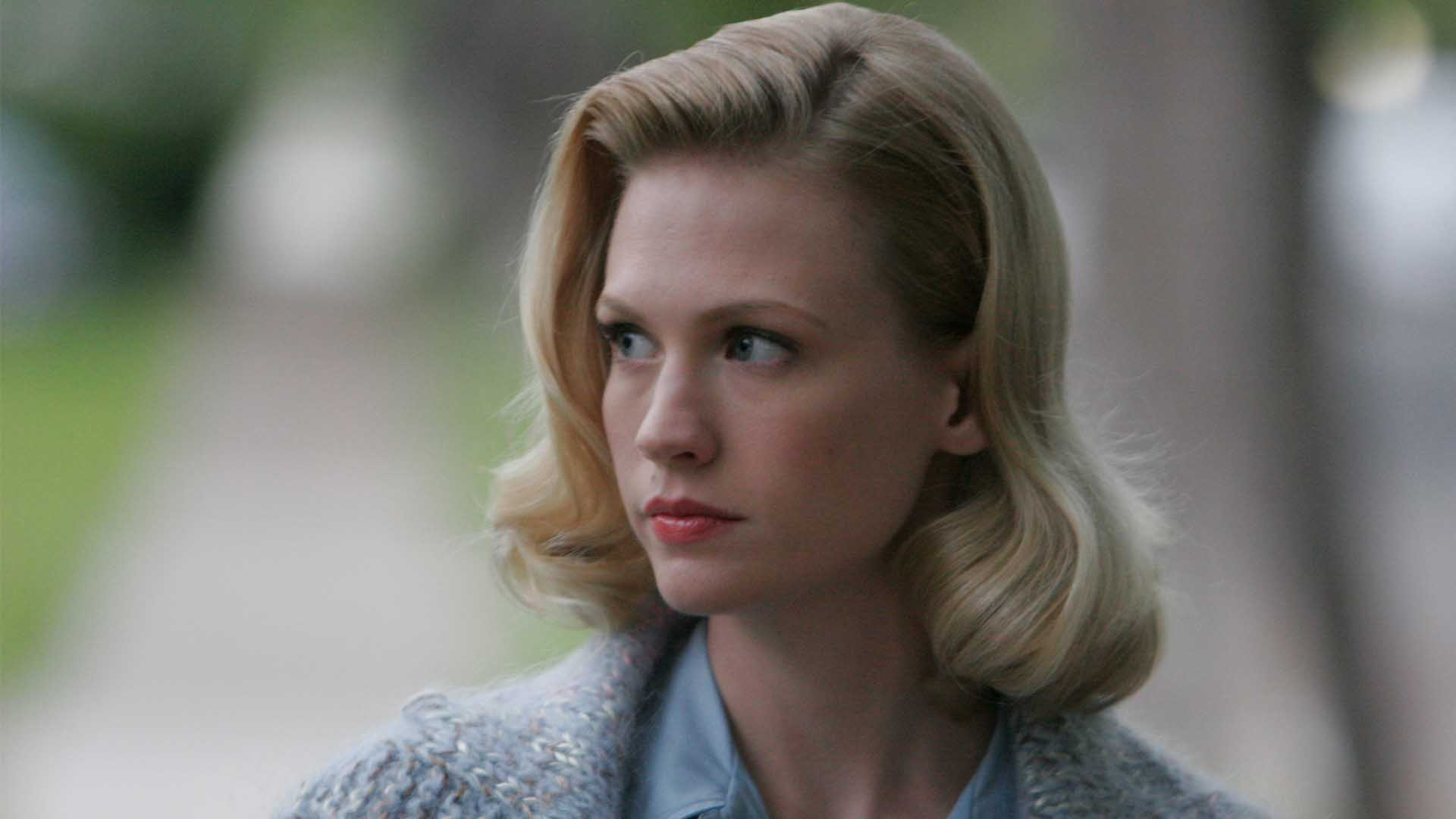 Video Extra  Mad Men  Womens Hairstyles Inside Mad Men