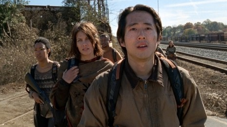 Image result for the walking dead season 4