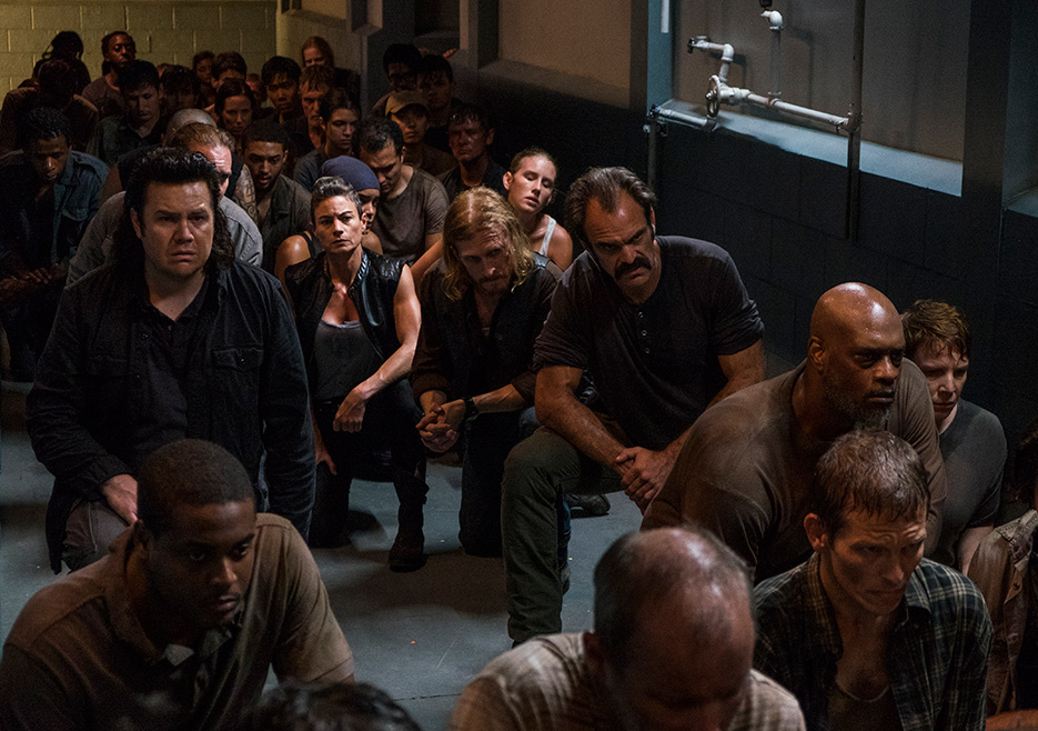 'Walking Dead' Suffers Another Ratings Drop in Episode 5