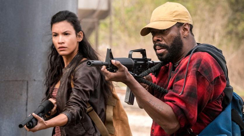 La temporada 4 de Fear the Walking Dead dará un salto temporal   AMC ...