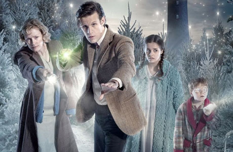 Image result for doctor who christmas special