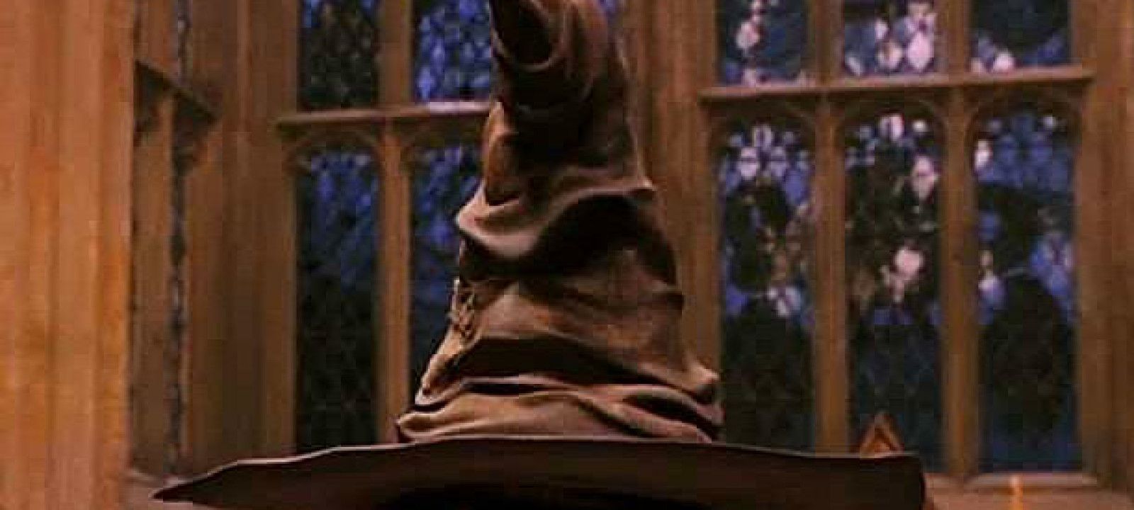 Image result for Sorting hat