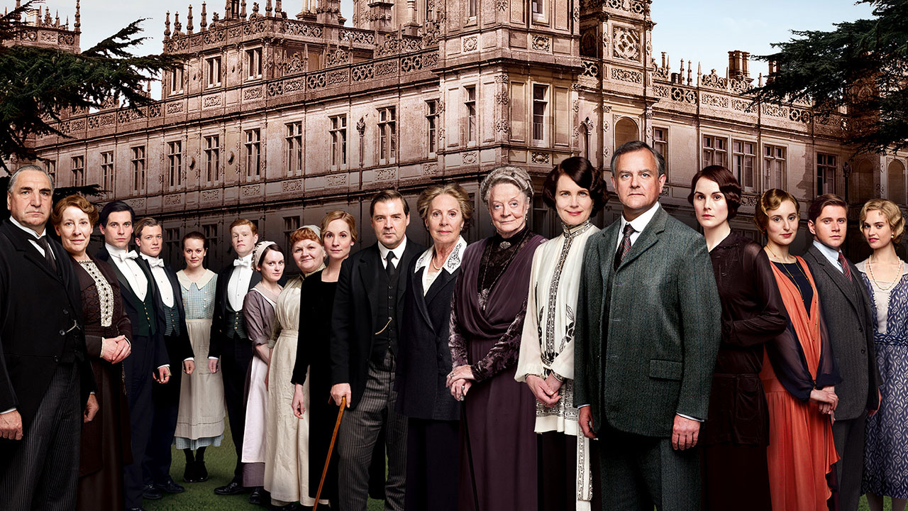 Image result for downton abbey cast
