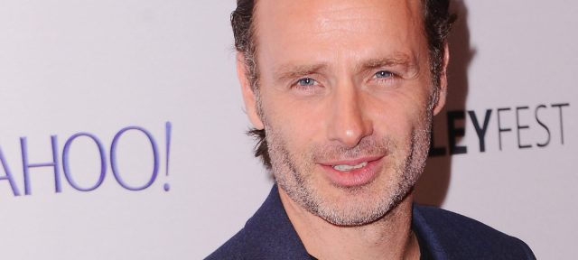 andrew lincoln on not getting the girl in 'love actually