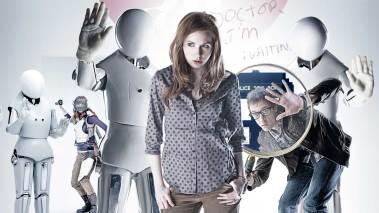 doctor who the girl who waited, Matt Smith