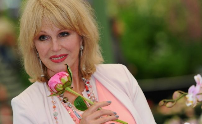 Casting News Absolutely Fabulous Star Joanna Lumley
