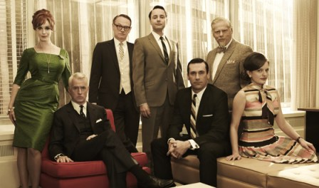Cast of Mad Men