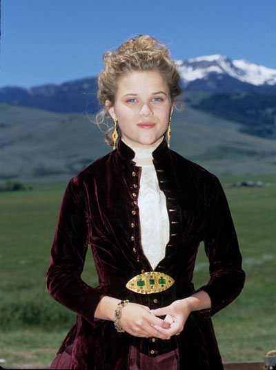 Image result for reese witherspoon return  to lonesome dove