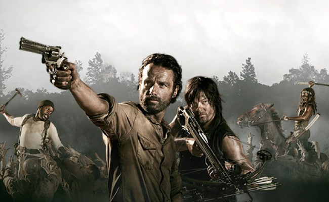 Blogs The Walking Dead How Long Would You Survive In A