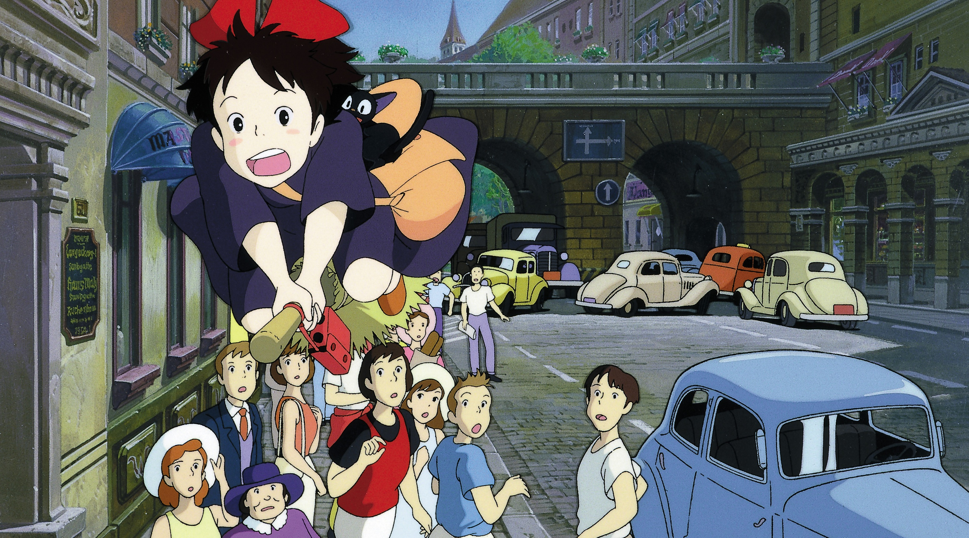 Image result for kiki's delivery service