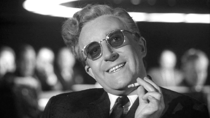Dr. Strangelove or: How I Learned to Stop Worrying and Love the ...
