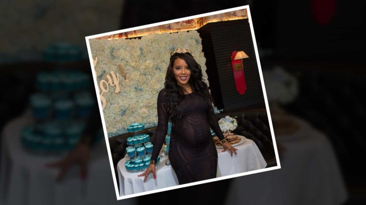 Angela Simmons Has a 'Sweet' Baby Shower