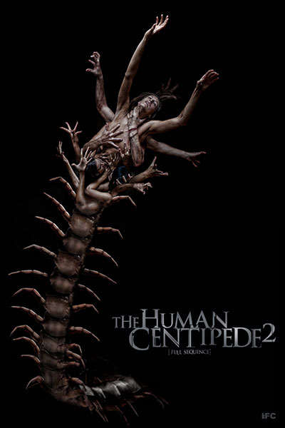 Human Centiped 2 Streaming : human, centiped, streaming, Human, Centipede, Sequence, Ad-Free, Uncut, SHUDDER